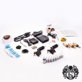 Black Light Kyllin Tattoo kit (for light work and light shading)